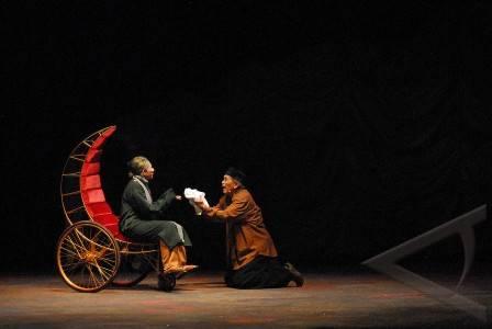 Teater Kereta Kencana - ANTARA Foto: Hiburan Dan Seni-Budaya - 10/6