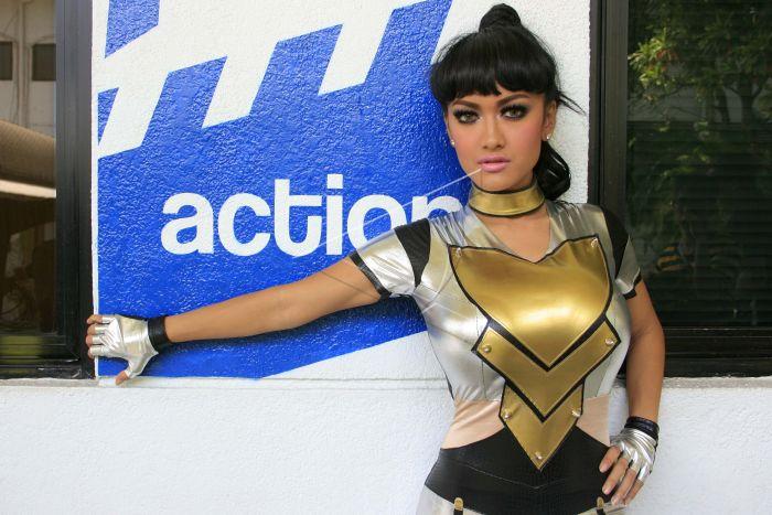 Julia perez cosplay #13