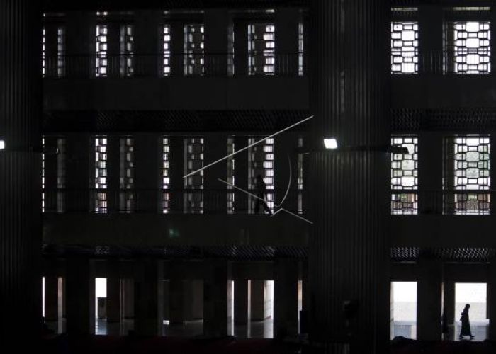 Mosaik Ramadhan di Istiqlal