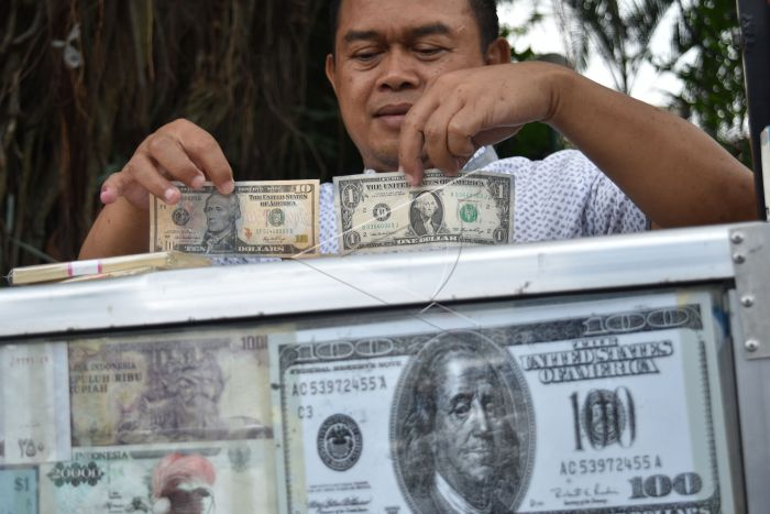 Nilai Tukar Rupiah Setelah Pemilu Antara Foto