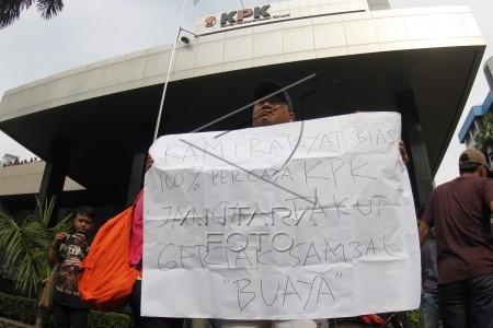 demo depan kpk
