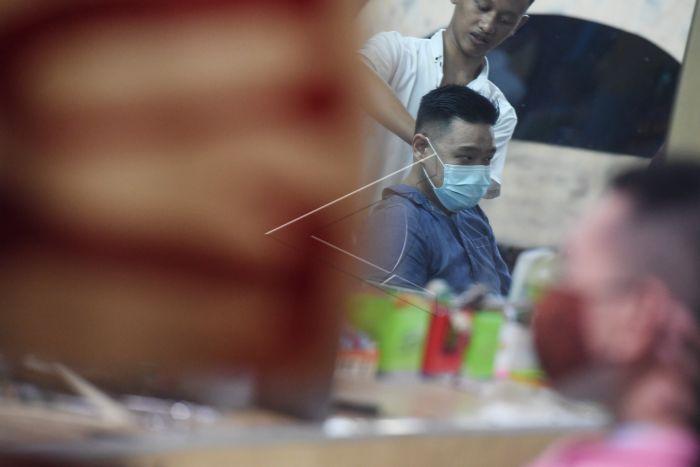 Pemerintah Lanjutkan Pen Kumkm 2021   ANTARA Foto