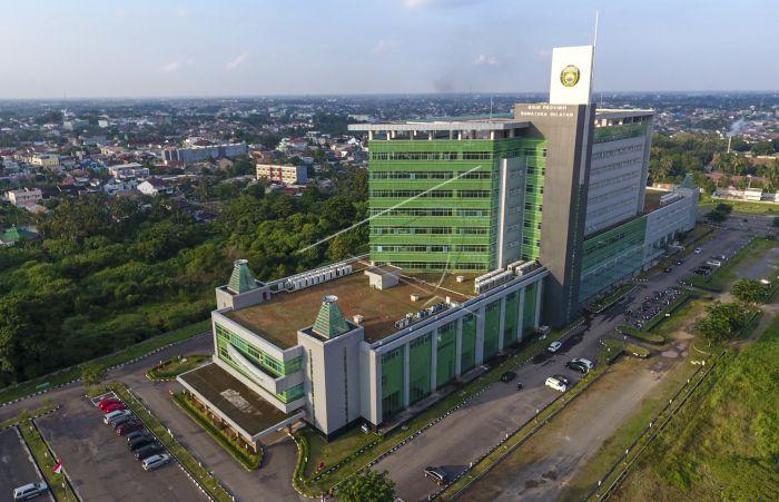 Penambahan Rumah Sakit Rujukan Di Sumatera Selatan | ANTARA Foto