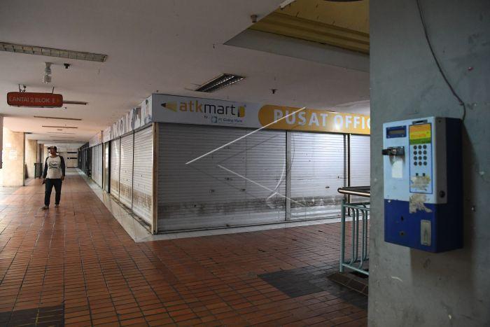 Penataan Hi Tech Mall Surabaya Antara Foto