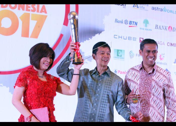 Penghargaan Halo Bca | ANTARA Foto