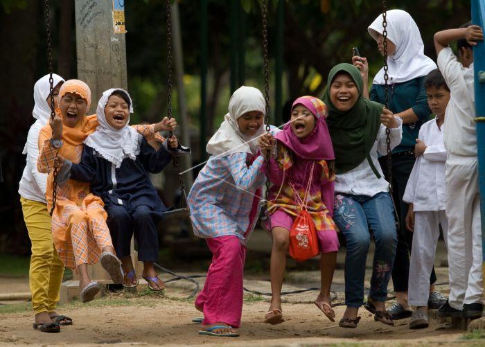 Perlindungan Anak | ANTARA Foto