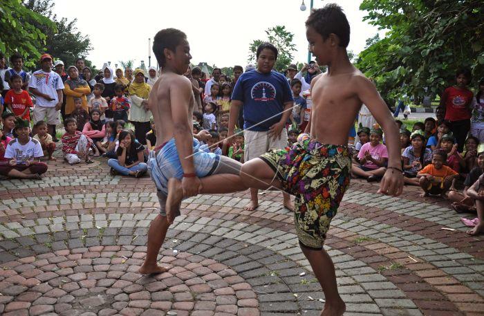 Permainan Tradisional Antara Foto