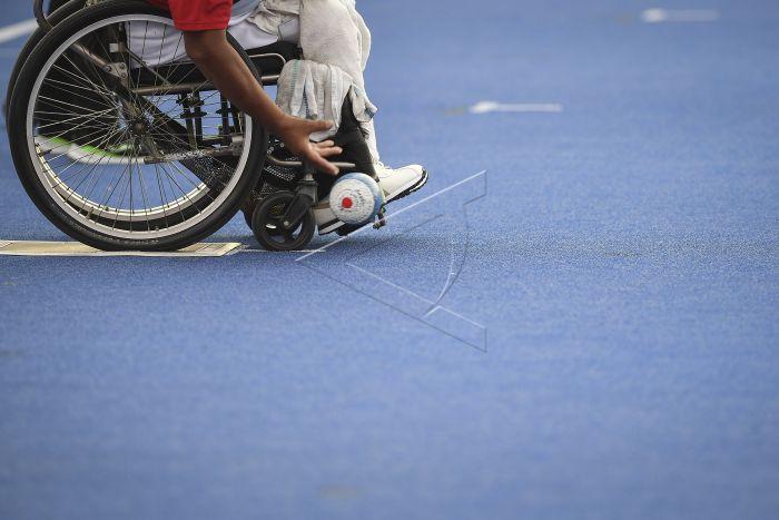 Atleta de Lawn Bowls de Corea del Sur confiesa la