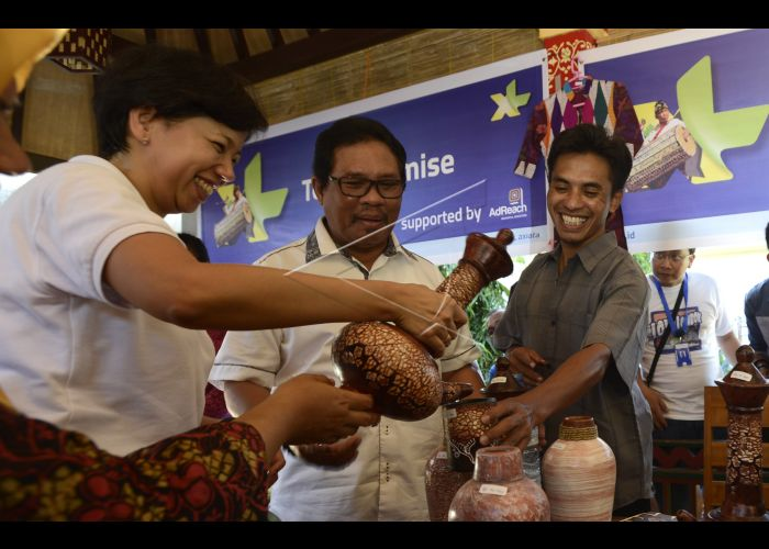 Promosi Ukm Lombok Barat | ANTARA Foto