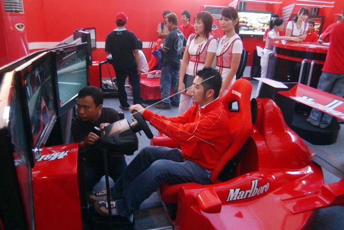 Racing School | ANTARA Foto