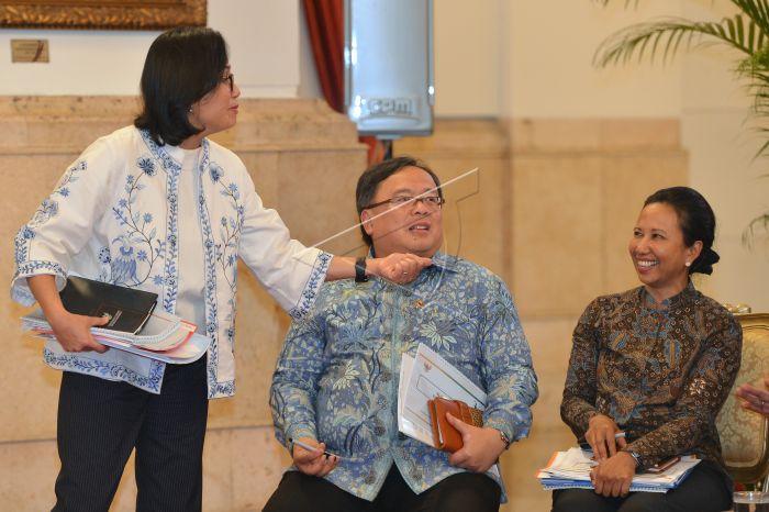 Hasil gambar untuk Sidang Kabinet Paripurna Ketersediaan Anggaran dan Pagu Indikatif serta Prioritas Nasional