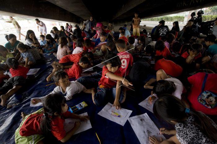 Sumpah Pemuda Anak Jalanan Antara Foto