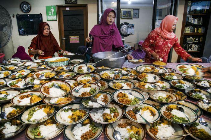 Takjil Bulan Ramadan Di Yogyakarta Antara Foto