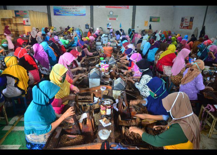 Tarif Cukai Rokok 2021 | ANTARA Foto