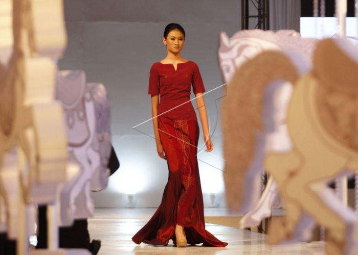 Ulos Identitas Budaya Dan Fashion