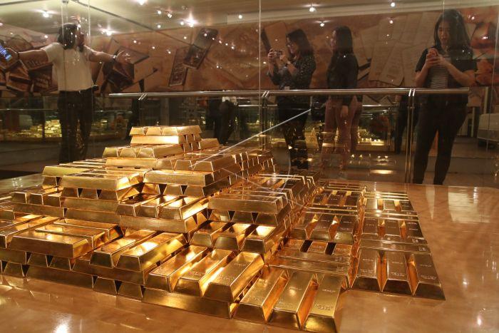 Wisata Edukasi Museum Bank Indonesia Antara Foto