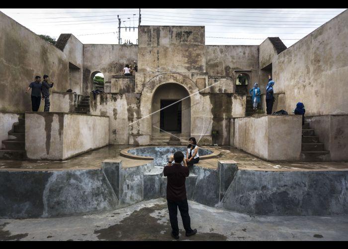 Wisata Sejarah Situs Warungboto Antara Foto
